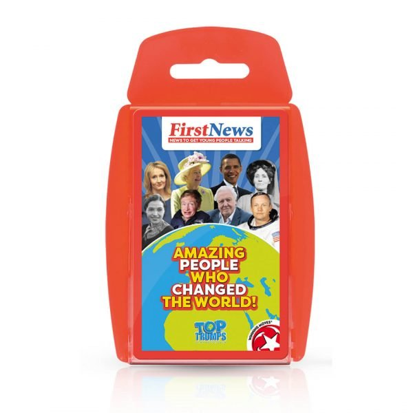 Exclusive- First News Top Trumps
