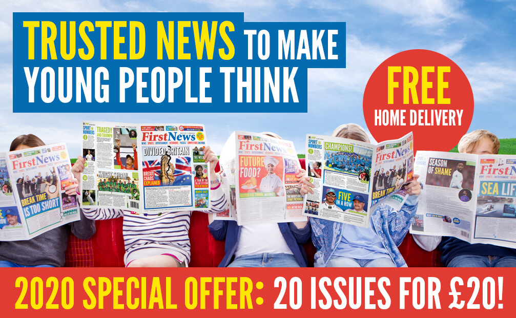 2020 Special Offer - 20 issues for £20