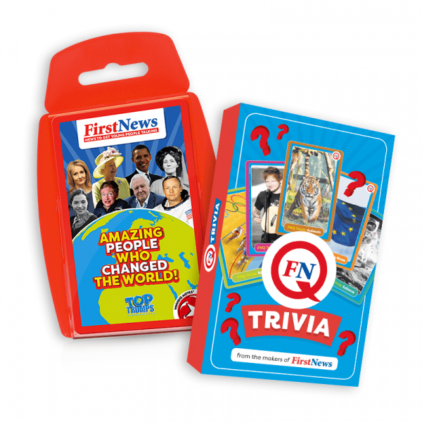 Top Trumps and FNQ Bundle