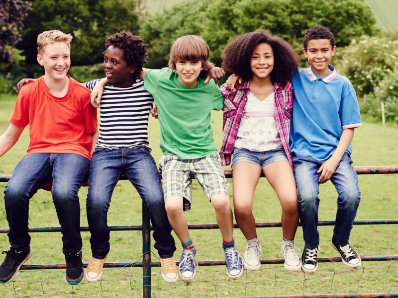 how to talh to kids about racism compressed
