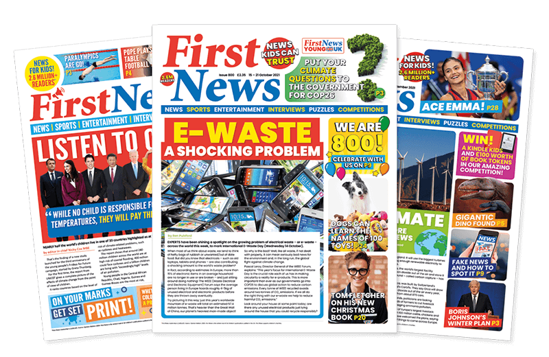 Print Newspaper covers